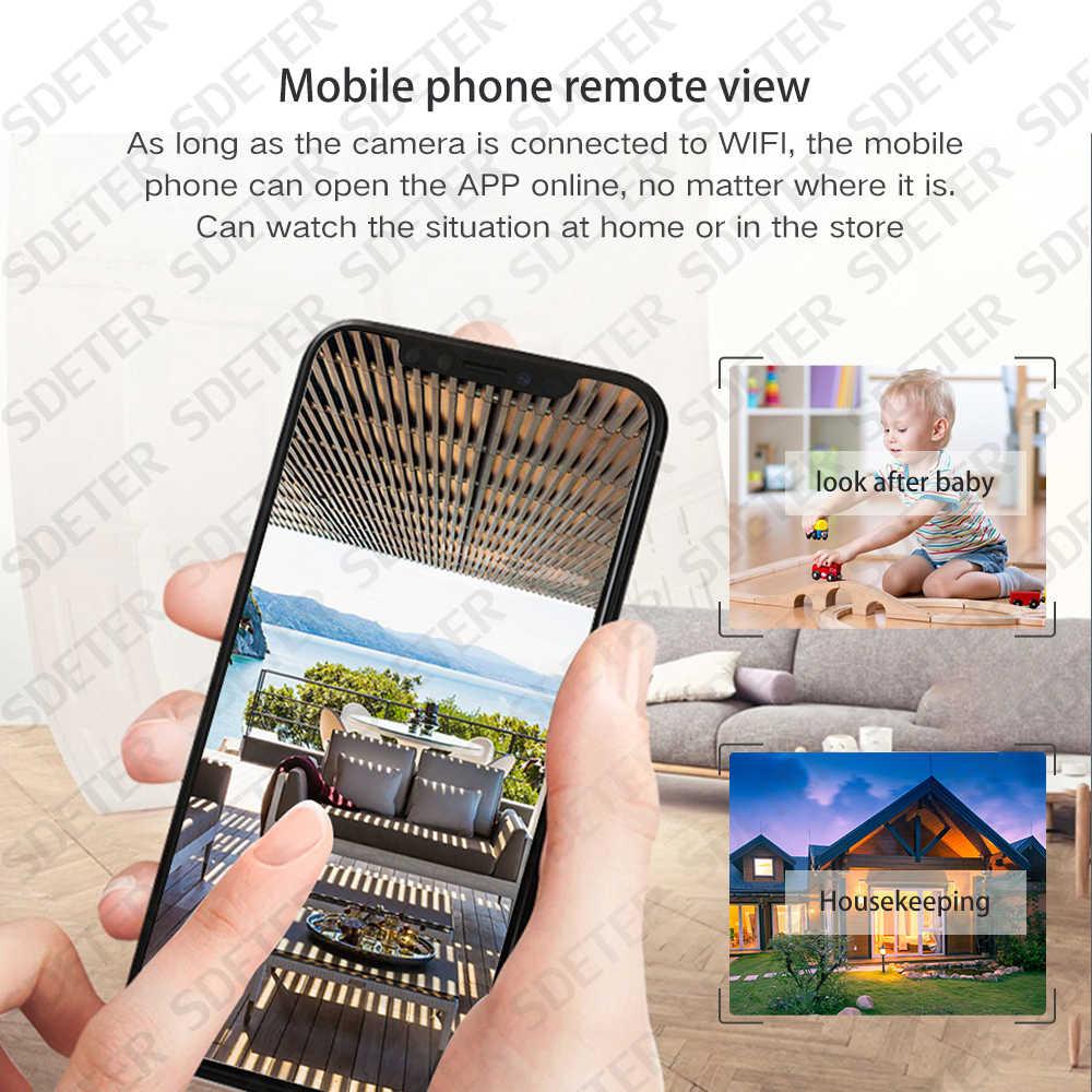 SDETER 1080 720p Wifi Ip カメラ屋外防水ワイヤレスセキュリティカメラ CCTV 赤外線ナイトビジョンビデオ監視カメラ P2P