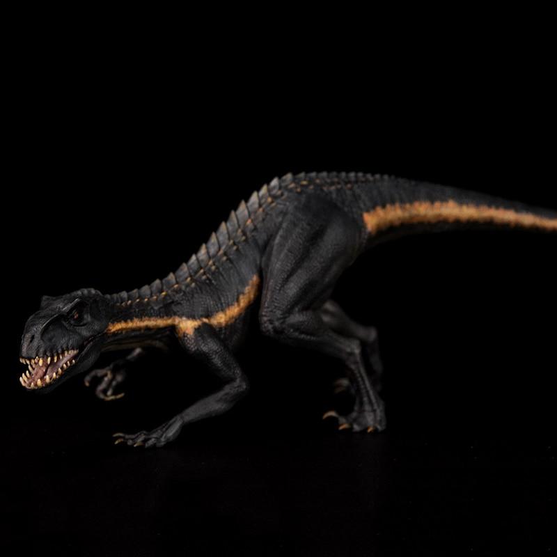 Modèle de dinosaure de Simulation à l'échelle 1/35 modèle Animal Berserker Raptor Indominus Rex modèle haute Imitation cadeau pour enfants