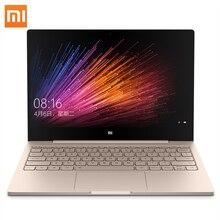 Original Xiaomi Mi Notebook Air 12.5 Inch Intel Core M3-6Y30 CPU 4GB RAM 128GB ROM SATA SSD Laptop Dual Core Windows10 Netbook