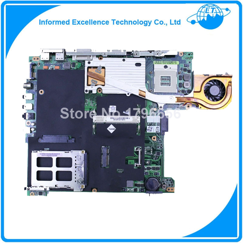 ФОТО for Asus G1 laptop motherboard Intel DDR2 Non terintegrasi sistem free shipping