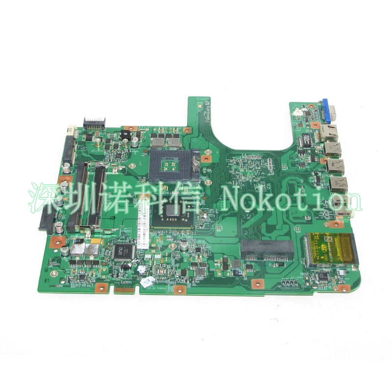 Laptop Motherboard for Acer Aspire 5335 5735 Series 48.4K801.011 Mainboard Intel GM45 Integrated X4500 MBAU901001 Mother BoardLaptop Motherboard for Acer Aspire 5335 5735 Series 48.4K801.011 Mainboard Intel GM45 Integrated X4500 MBAU901001 Mother Board