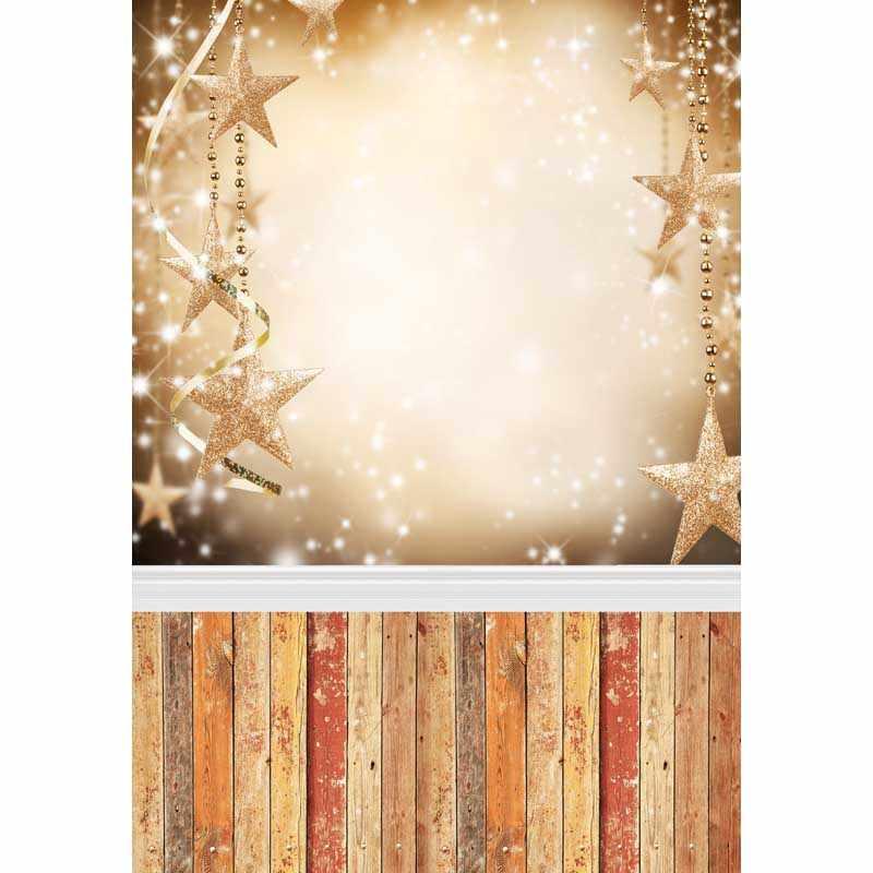 DAWNKNOW Golden Shimmer Muur Nieuwe Stof Flanel Fotografie Achtergrond Voor Kinderen Floor Vinyl Achtergrond Voor Kind fotostudio F429