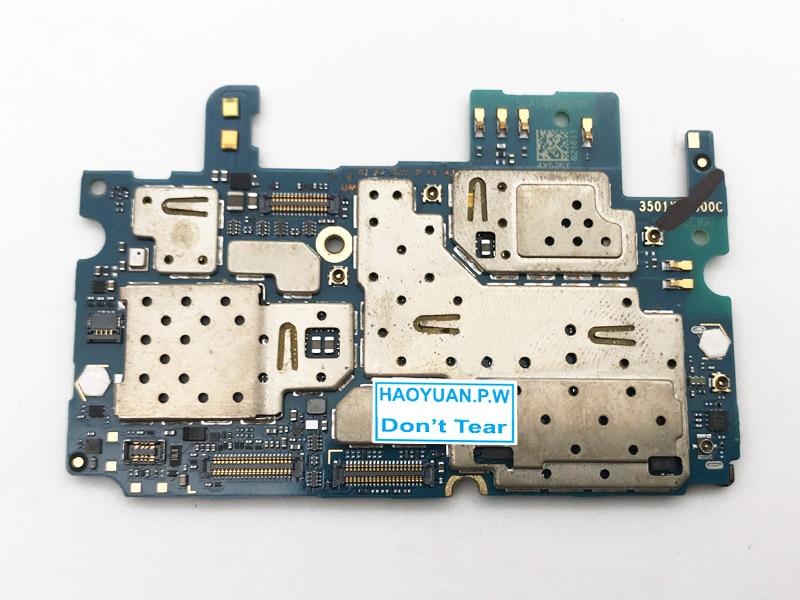 Tested Full Work Original Unlock Motherboard For Xiaomi Mi Note 16GB 64GB Logic Circuit Board Plate