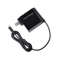 EU US Plugs Portable Traveling Ac Adapter Power Supply For Asus Notebook Pc C100P 12V 2A