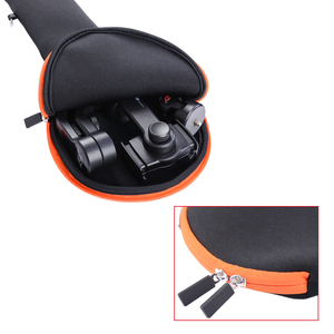 Image 5 - Smooth 4 gimbal Portable Bag Carrying Protective Case Portable phone Storage Bag for Zhiyun Smooth 4/Q DJI OSMO for iphone X