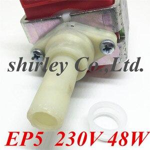 Image 3 - AC230V Original authentischen kaffee maschine pumpe ULKA EP5 elektromagnetische pum medizinische ausrüstung waschen machi