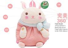 Hot sale 1pc cute cartoon metoo sweet rabbit plush backpack lovely children cartoon doll girl bag
