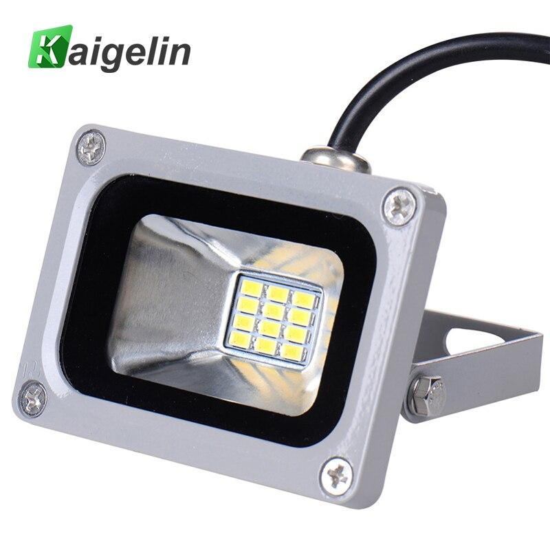 10W LED Floodlight Wash Light Garden Lamp Outdoor Security IP65 Warm White 3000K