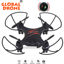 Global Drone GW009C 4 Channel Droni With Camera 6 AXIS Mini RC Helicopter Drone Con Camara Drone Professional Electronic Toys