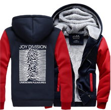 HAMPSON LANQE Post Punk Music Hip Hop Sweatshirt Men 2019 Winter Jacket Mens Thicken Hoodie Fashion Coat