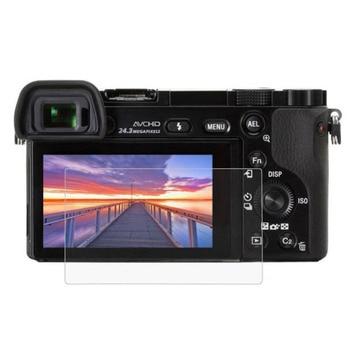 Zaštita od kaljenog stakla za Sony Alpha A6600 A6000 A6100 A6300 A6400 A5000 NEX-7/6/5 / 5N / 5T / 5R / 3 zaštitni poklopac filma
