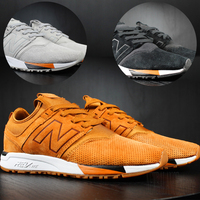 NEW BALANCE 247 Retro Authentic Men's/Women's Running Shoes,New Colors MRL247 Outdoor Sneakers Size Eur 36 48