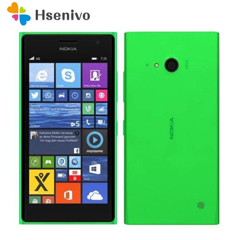 735 Original Nokia Lumia 735 Unlocked 4.7