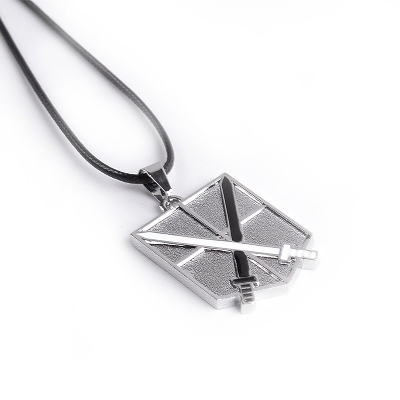 Attack on Titan Emblem Necklaces 3