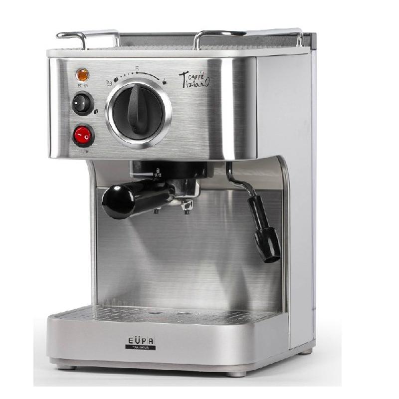 цена на ALDXC21-TSK-1819A,type commercial / domestic semi-automatic coffee machine upgrade version of the high pressure of 19 kPa