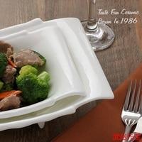 Creative bamboo ceramic bowl dish dish bowl shaped Hotel soup bowl dish bowl Fresh Fruit Salad wholesale price