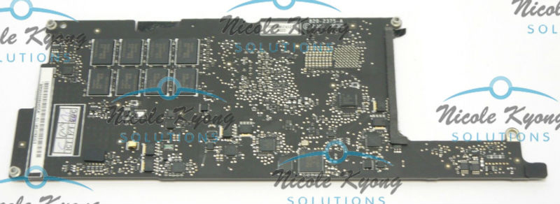100% рабочий 820 2375 A 661 4917 MB543LL/1,6 г Процессор 9400 м 2 ГБ Оперативная память logic системная плата материнская плата для Macbook Air A1304