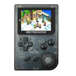 Image 1 - 32 ビットレトロミニ携帯ゲーム機 2.0 インチ画面、内蔵 36 種類のゲーム、サポート TF カード