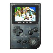 32 bit RETRO MINI consola de juegos portátil Pantalla de 2,0 pulgadas, 36 tipos de juegos integrados, soporta tarjeta TF