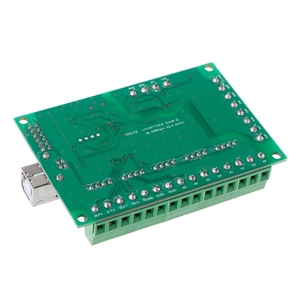 Image 3 - CNC USB MACH3 100Khz Breakout Board 5 Axis Interface Driver Motion Controller