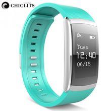Chiclits I6Pro Smart Band pmoled Дисплей Монитор Сердечного Ритма Смарт-браслет IP67 Водонепроницаемый Android фитнес-трекер
