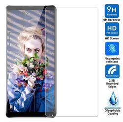 На Алиэкспресс купить стекло для смартфона 10pcs/lot tempered glass original 9h front guard explosion-proof protective film screen protector for vkworld s8 cover shield