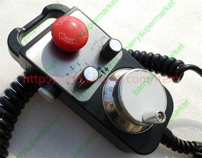 Volantino elettronico con viaggio generatore di impulsi Manuale palmare 1474 1468 generatore di impulsi Manuale Volantino - 2