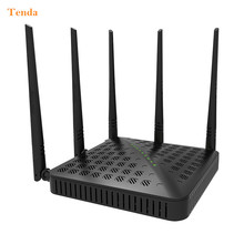 Wifi Router Tenda FH1202 Dual Band 1200Mbps 11AC 2.4G/5.0GHz WI-FI Repeater Wireless Roteador
