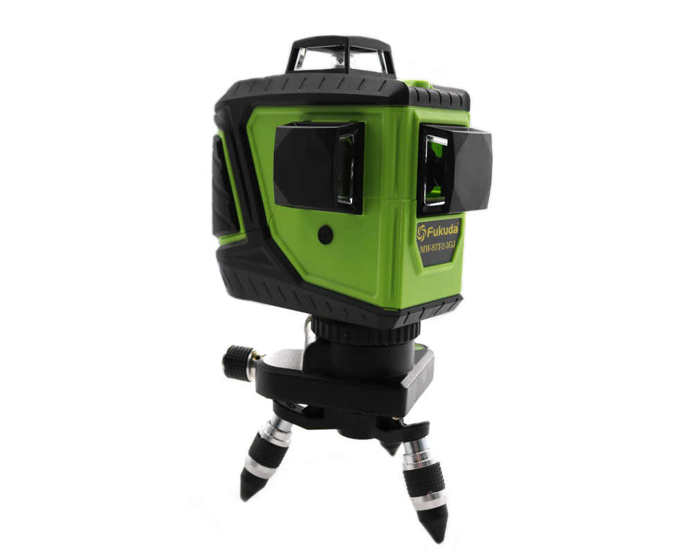 2020 yeni 12 satır 3D 93T-2-3 GX lazer seviyesi kendini tesviye 360 yatay ve dikey çapraz süper güçlü yeşil keskin ışın hattı