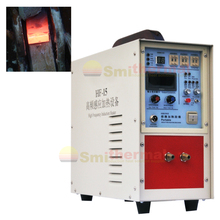 Бесплатная доставка высокочастотный индукционный нагрев машина HF-15 для пайки и сварки