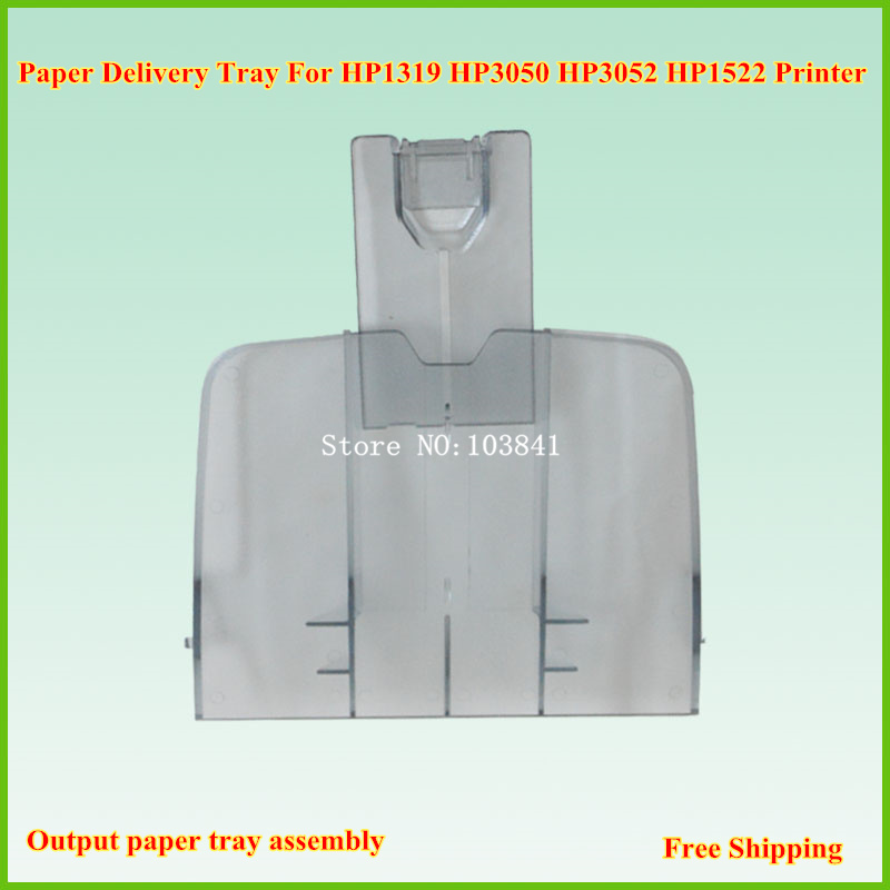 NEW RM1 4725 000 Paper Delivery Tray Assembly For HP1522 1319 3055 3050 3030 Printer Output