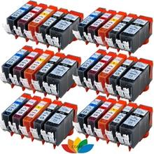 30 COMPATIBLE PRINTER CARTRIDGE CANON PGI-550 CLI-551 XL MG5650 IP7250 MG5550 MG6450