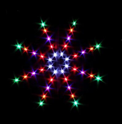 Высокое качество 2 м delta led кайт 80 p Светодиодная лампа с Зарядка для аккумулятора ремесло заготовки kitesurf frete paraqueda
