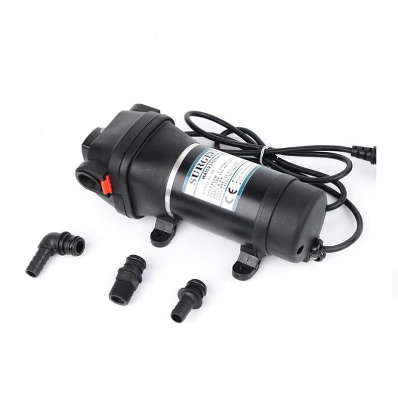 FL-32 110 V 220 V petit ménage électrique pompe à eau chauffe-eau Booster auto amorçage pompe température contrôle pression - 4