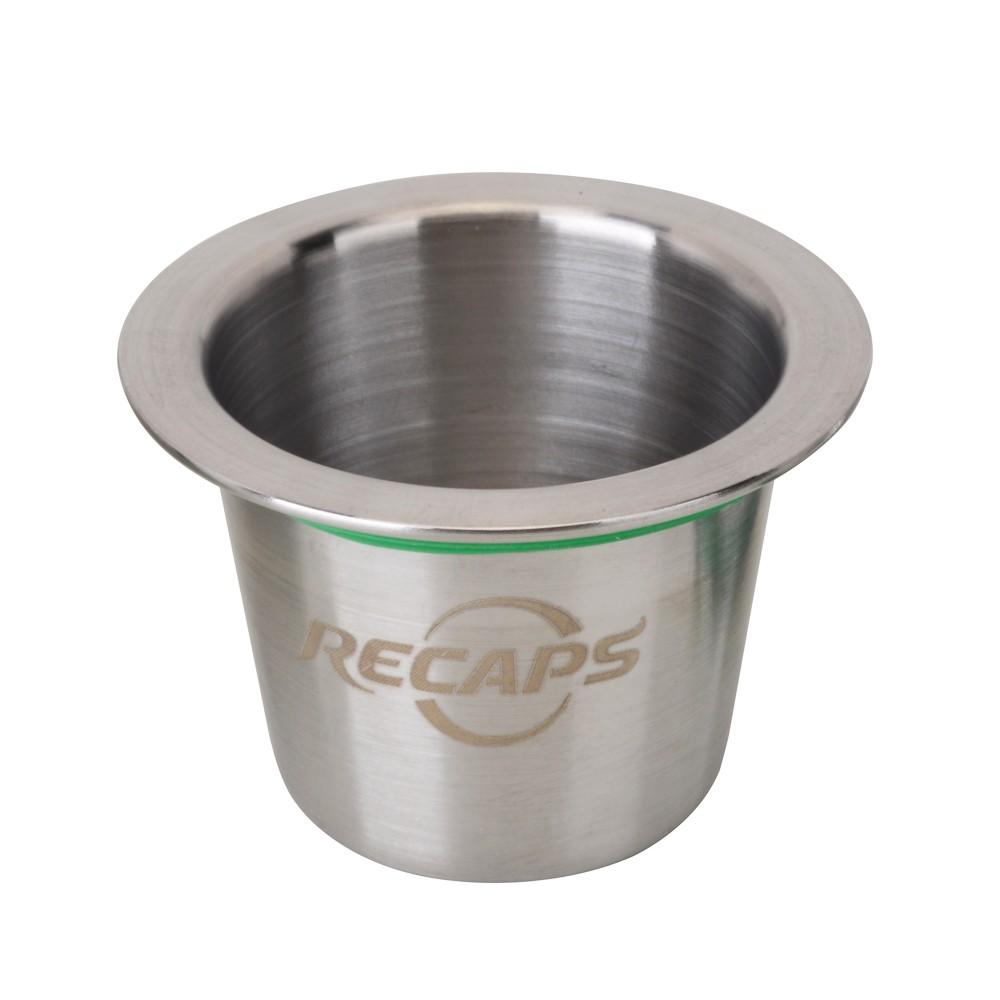 Nespresso ανοξείδωτο steelcapsule2