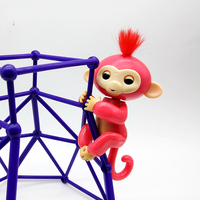Authentic High Quality Full Function Interactive Monkeys Finger Monkeys Smart Induction Toys Full Function Best Christmas
