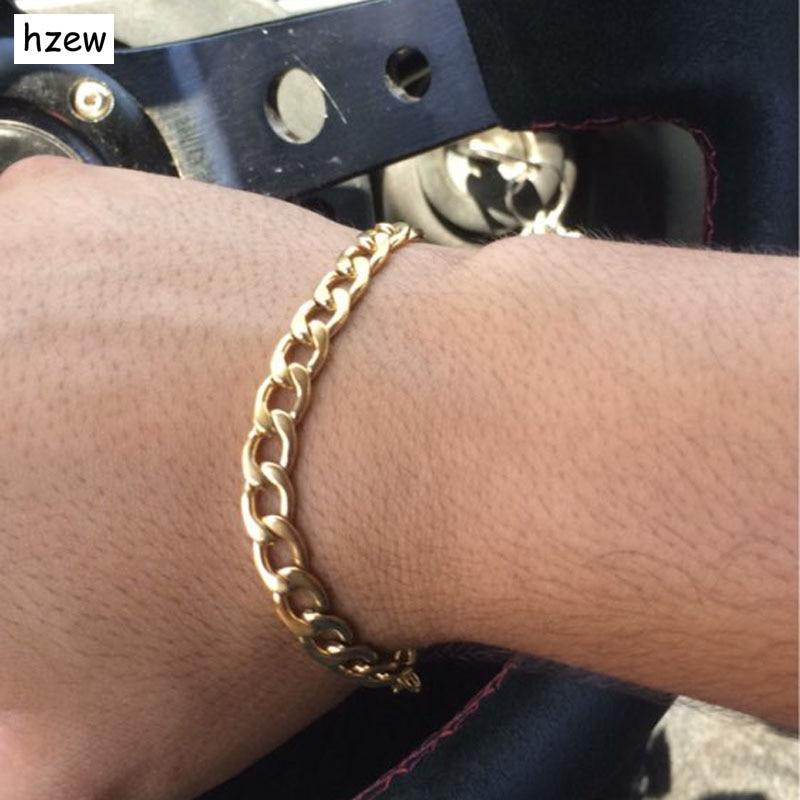 Hzew Men's Chain Bracelet...