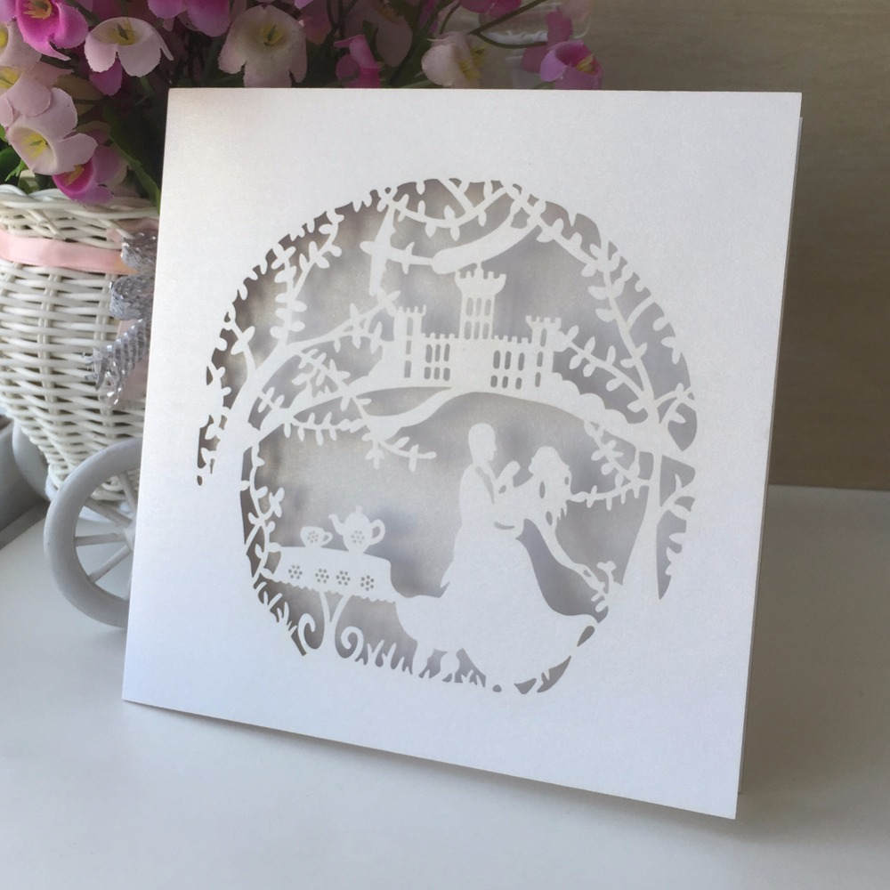Buy fairy wedding invitations and get free shipping on AliExpress.com