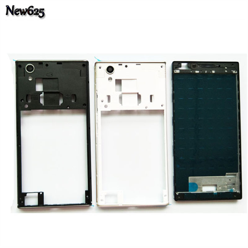 Original New Front Frame Middle Frame For Lenovo P70 Faceplate Front Bezel+Middle Plate Repair PartsOriginal New Front Frame Middle Frame For Lenovo P70 Faceplate Front Bezel+Middle Plate Repair Parts