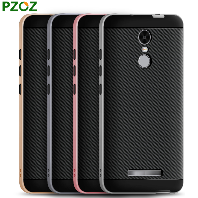 PZOZ Xiaomi Redmi Note 3 Pro Prime Case Luxury Original Xiomi Redmi Note 3 Silicone Covers Protective Shell Xiaomi Redmi Note 3