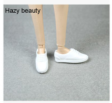 Hazy beauty doll accessories doll shoes for barbie dolls BBI257(China)