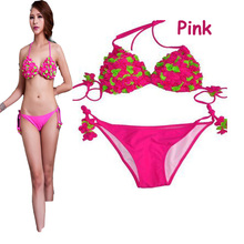 Flower Manual Petals Bikini