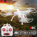 100% Original Drone Syma X8C Venture HD 2MP Camera RC Quadcopter 6-Axis 4CH 2.4G Aerial Video Helicopter Free shipping vs X400V2
