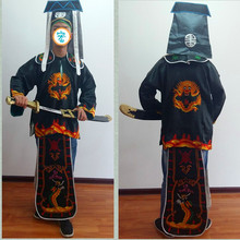 Chinese drama costumes chinese clothes Peking Opera cosplay peking opera Huangmei ancient Man