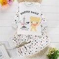 New Autumn Baby Boy Clothing Set Cartoon Infant Newborn Baby Girls Clothes Children Clothes Kids Long Sleeve T Shirts Boys