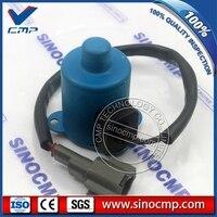SINOCMP 12v Magnetventil 0640202 Für Hitachi Bagger
