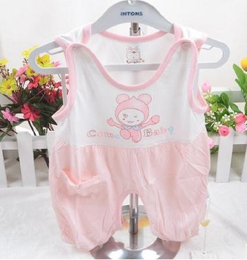 2017 Baby clothing Summer newborn baby clothes 100 cotton baby rompers baby climbing clothes XC1128
