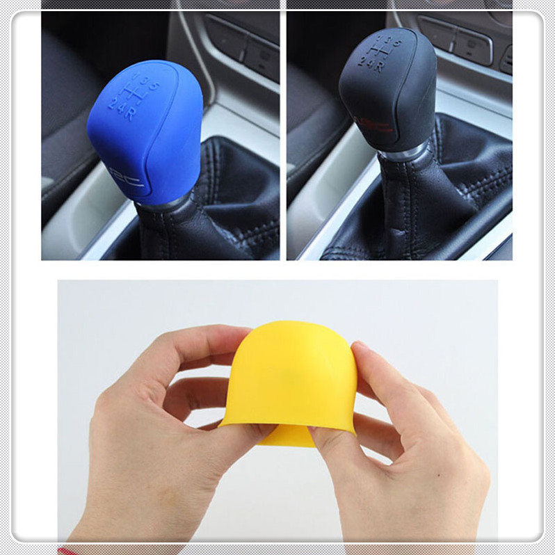 Car Shift  Handbrake Stall Cover For Kia Provo K9 Cross Carens CUB Trackster Ray K2 Naimo Pro Venga Sportage Kee KV7