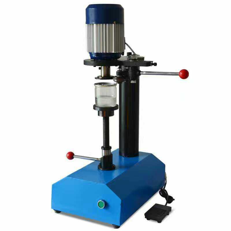 Manuelle Elektrische Zinn Abdichtung Maschine Zip top Kann Sealer Kunststoff Jar Capping Konserven Maschine