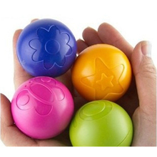 BABELEMI Baby Rattles Ball Rustle Music Bouncing Ball Sensory Perception Educational Funny Toy For Infant Child Kids 0- 12 Month